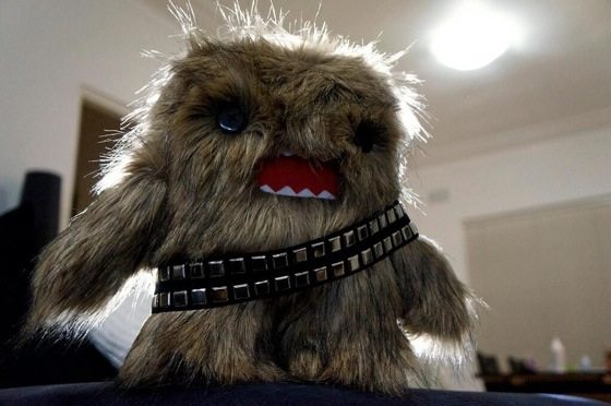 Chewbacca Domo Fan Build - Skels
