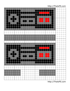Download the NES Cardholder Pattern